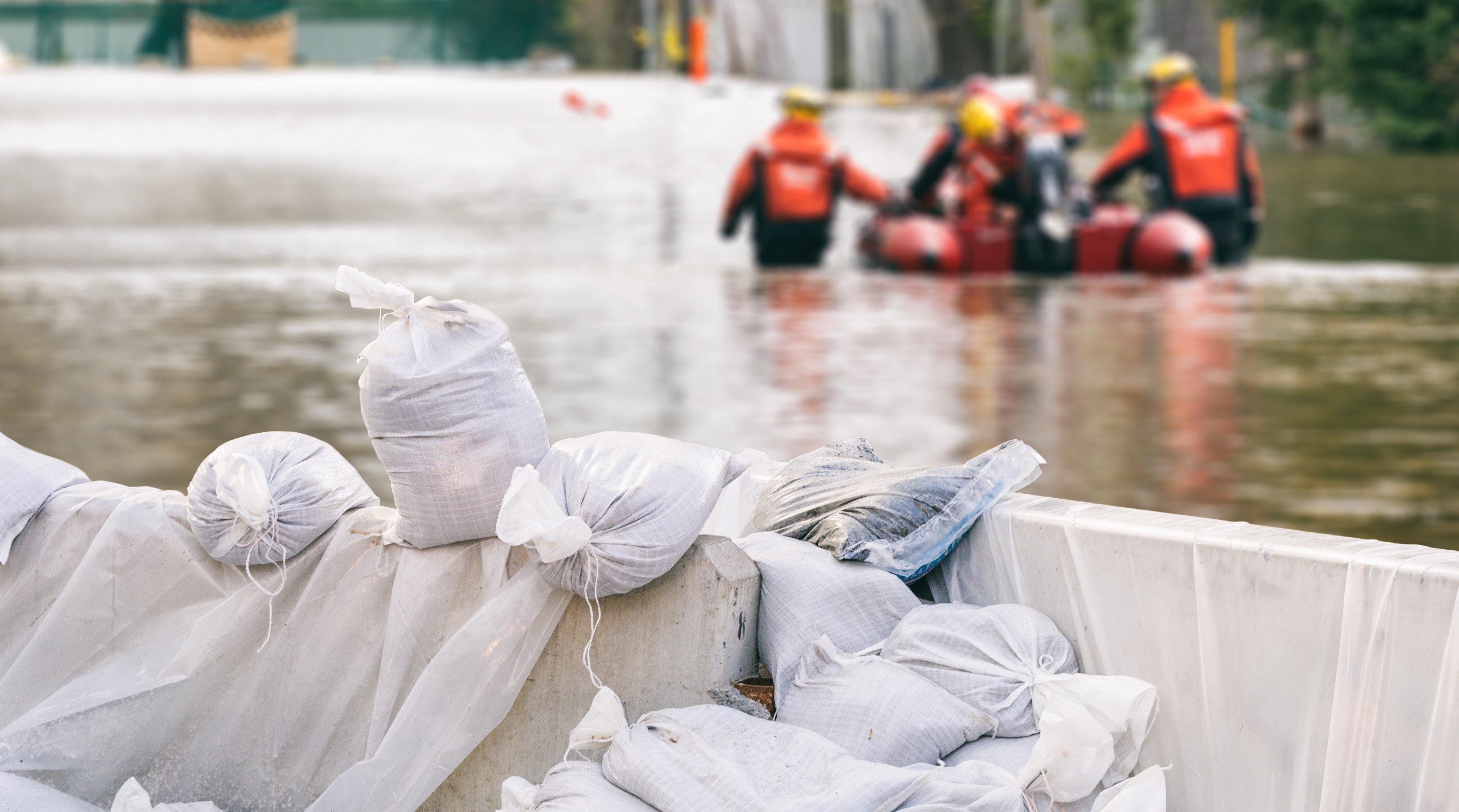 flood risk and hazard mapping