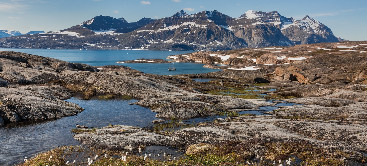 Mapping the Greenland coastal zone
