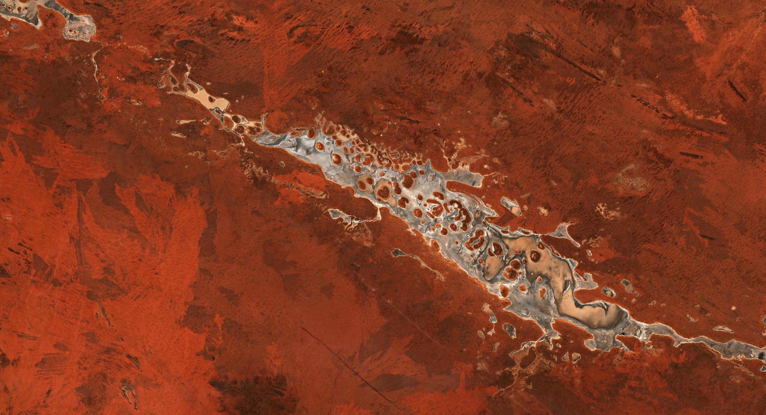 Lake Amadeus, Australia